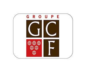 Logo Groupe GCF