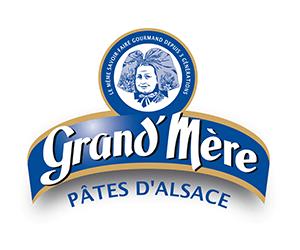 Logo Grand'Mère - Pâtes d'Alsace