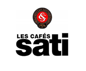 Logo Les Cafés Sati
